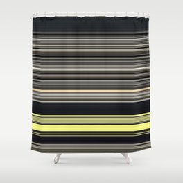 Gravel Gravel Shower Curtain