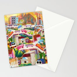 La Finikera (Phoenix) Stationery Cards