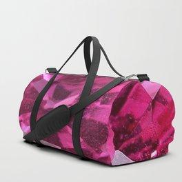 OCTOBER PINK SAPPHIRE BIRTHSTONE GEMS Duffle Bag