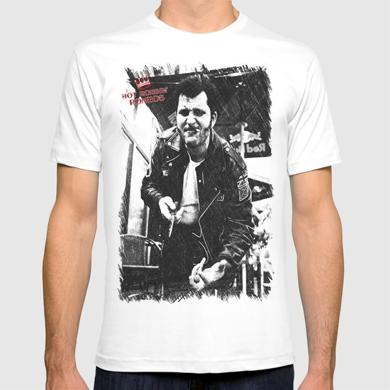 Greaser Johnny T-shirt
