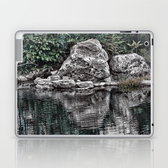 Standing Together Laptop & iPad Skin