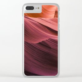 The Pink Sands Clear iPhone Case