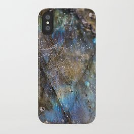 LABRADORITE 1 iPhone Case