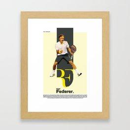 Sporting Legends - 2/7 Framed Art Print