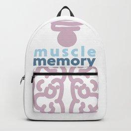 Muscle memory Backpack
