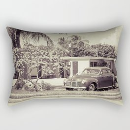 1941 Chrysler Rectangular Pillow