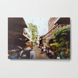 Bangkok 63 Metal Print