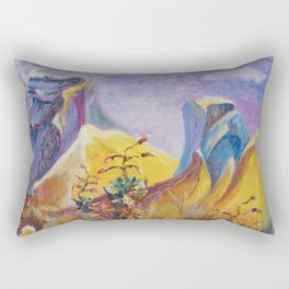 Swaziland-Milwane Rectangular Pillow