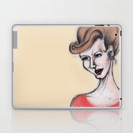 Joan Holloway Laptop & iPad Skin