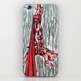 Wrapped with each other iPhone Skin