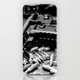 AR-15 Rifle iPhone Case