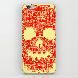 8-bitter iPhone Skin