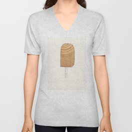 Popsicle Stand: Wood Unisex V-Neck