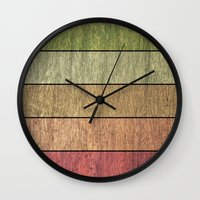 woody Wall Clocks featuring Woody by BriS