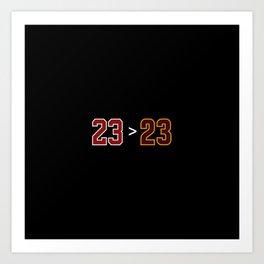 2323 Art Print