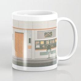 Star Trek TOS Enterprise Bridge Coffee Mug