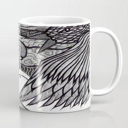 Feeding Elijah Coffee Mug