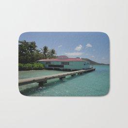 Pusser's Marina Cay, British Virgin Islands Bath Mat