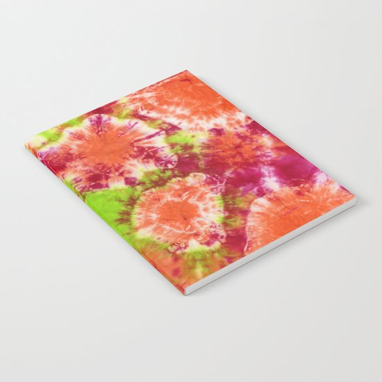 Mango Mushrooms Notebook