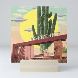 Desert Inn Mini Art Print