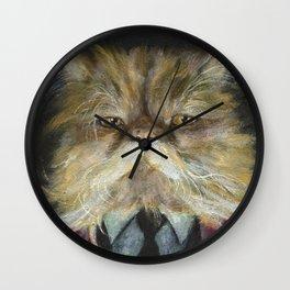 Mr Cat Wall Clock
