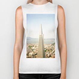Transamerica Pyramid, San Francisco Biker Tank
