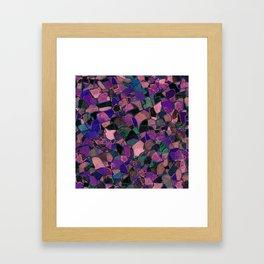 Meeting Hundertwasser Framed Art Print