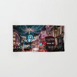 London, England 22 Hand & Bath Towel