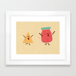 Salsaaa Framed Art Print