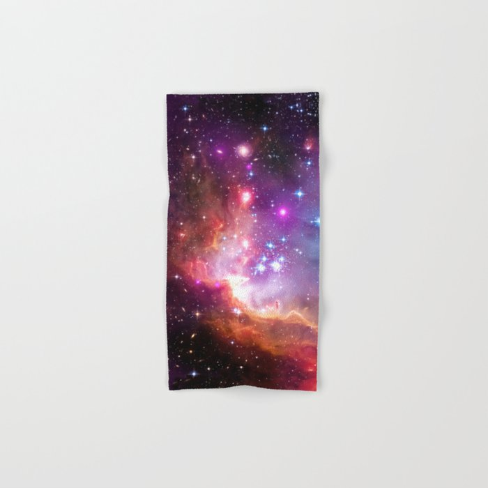 Angelic Galaxy Hand & Bath Towel