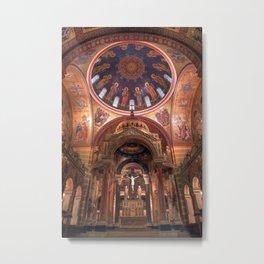 Cathedral Basilica of St. Louis Metal Print