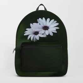 Friendship - Two African Daisies Backpack