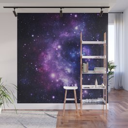 Space Race Wall Mural