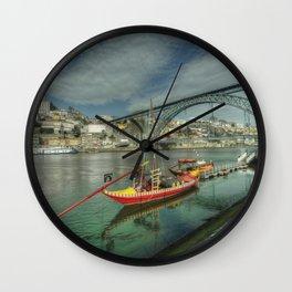 Porto Classic Wall Clock