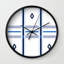 enlightened southwest Wall Clock
