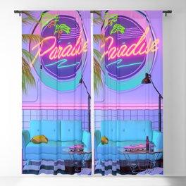 Paradise Wave Blackout Curtain