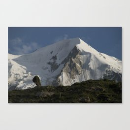 Karakorum Ridge Canvas Print
