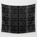 Black and White Tribal by danflcreativo