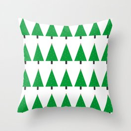 Christmas & NewYear 2 Throw Pillow