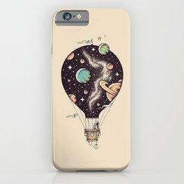 Interstellar Journey iPhone Case