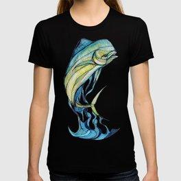 The Glass Mahi Mahi  T-shirt