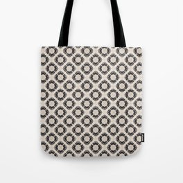 Rorschach Lace 2 Tote Bag