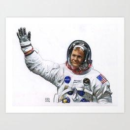 Neil Art Print