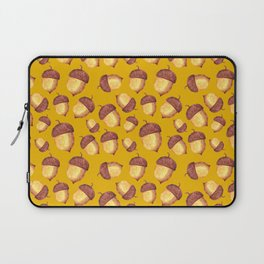 From Tiny Acorns Grow ( Mustard ) Laptop Sleeve