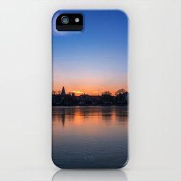The Lakes, Copenhagen iPhone Case
