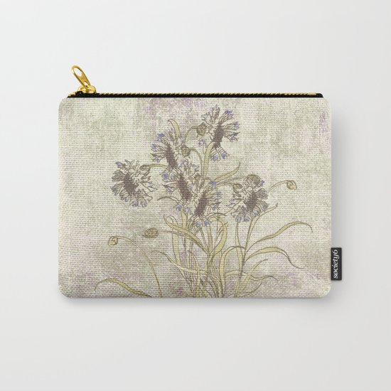 The flowers are singing Carry-All Pouch