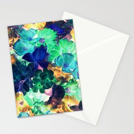 Nightflowers Stationery Cards