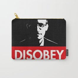 Edward Snowden Disobey Carry-All Pouch