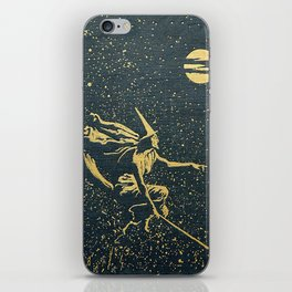 Witch Way? iPhone Skin