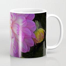 Neon Dahlia Duo Coffee Mug
